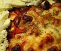 Домашна пица с блат от кайма